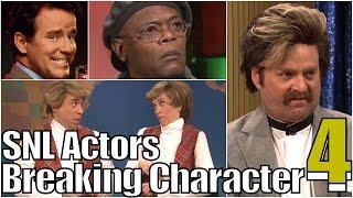 Download SNL Bloopers & Actors Breaking Character Compilation (Part 4) Video