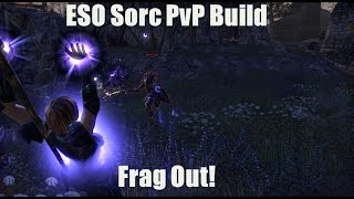 Download ESO Sorc PvP Build Video