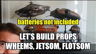 Download Batteries Not Included Robots - Flotsom and Jetsom (HD) Video