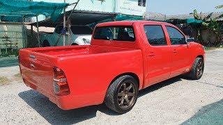 Download วีโก้สายคลีน สเต็ปรถบ้านวิ่งใช้งาน ของพี่นนท์ Non 99 Shop : รถซิ่งไทยแลนด์ Video