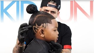Download !!! Must Watch KidBun Haircut Tutorial by AROD !!! Video