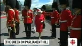Download Queen arrives at Parliament Hill 2010 Video
