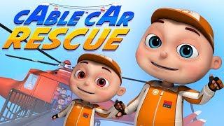 Download Zool Babies Series | Cable Car Rescue | Videogyan Kids Shows | Cartoon Animation For Children Video