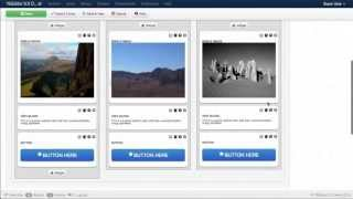 Download Joomla! YEEditor - Drag & Drop Editor - 01 Creating a complex page within 10 minutes Video