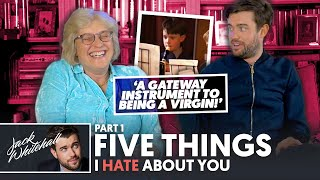 Download Five Things I Hate About You with Jack & Hilary Whitehall - Part One Video