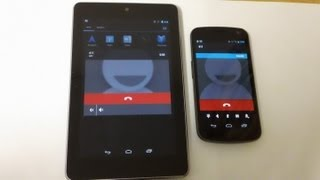 Download Google Nexus 7 - How To Send Text Messages and Make Phone Calls Video