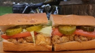 Download Oyster & Shrimp Po' Boy recipe by the BBQ Pit Boys Video