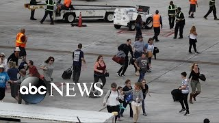 Download Shooting at Ft. Lauderdale Airport Leaves 5 Dead, 8 Injured Video