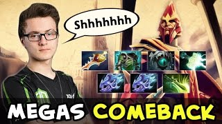 Download Miracle Megacreeps 25k gold Comeback — crazy attack speed build Video
