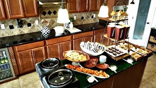 Download GAME DAY!!! Party Decor, Tips & Easy Recipes 🏈🍔🍟 Video