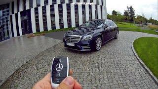 Download Mercedes S 560 4Matic Long TEST POV Drive & Walkaround ENGLISH SUBTITLES Video