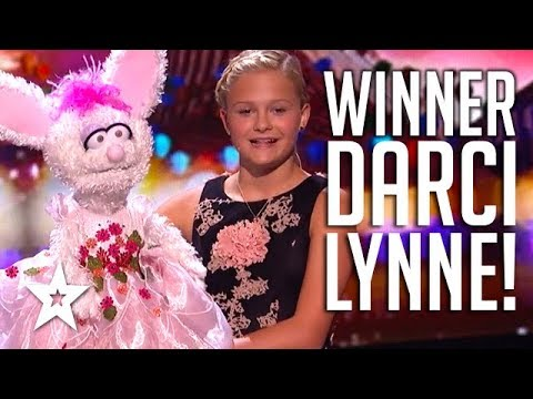 WINNER DARCI LYNNE: America's Got Talent 2017 | All AUDITIONS & PERFORMANCES | Got Talent Global