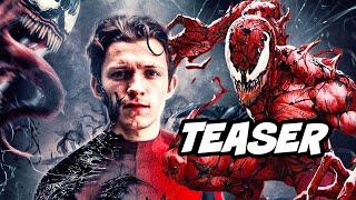 Download Venom 2 Teaser - Carnage and Marvel Spider-Man News Breakdown Video