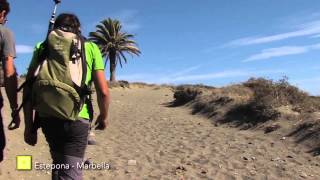 Download The Great Málaga Path. Stage 30: Estepona - Marbella (English) Video