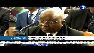 Download Former African leaders pay tribute to Sir Ketumile Masire Video