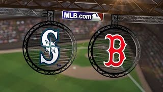 Download 8/22/14: Mariners' 9th-inning rally stuns Red Sox Video