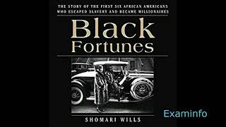 Download Shomari Wills: Six who escaped slavery and became Millionaires Video