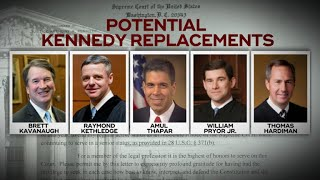 Download Supreme Court: Who will replace Justice Anthony Kennedy? Video