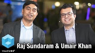 Download Raj Sundaram & Umair Khan, CA Technologies - AWS re:Invent 2016 - #reInvent - #theCUBE Video