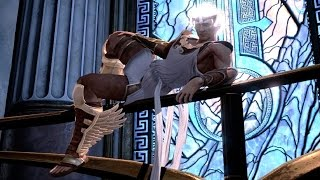 Download God of War 3 Remastered: Hermes Boss Fight PS4 (1080p 60fps) Video