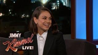 Download Guest Host Shaq Interviews Mila Kunis Video