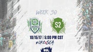 Download USL LIVE - OKC Energy FC vs Seattle Sounders FC 2 10/15/17 Video