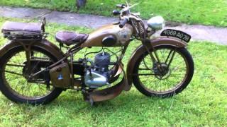 Download 125 peugeot 1949 type 55 C , 3 vitesses Video