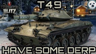 Download Wotb: T49 derpy derpy derp Video