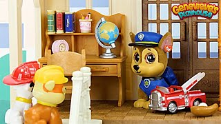 Download Best Toy House Videos for Kids - Paw Patrol, Peppa Pig, and Pororo Educational Play! Video