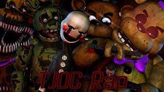Download [SFM/FNaF] TJOC RAP\FNAF RAP REMIX By JT Music Video