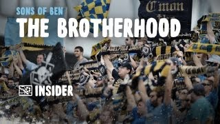 Download The Philadelphia Union's Sons of Ben prove brotherhood transcends the field | MLS Insider, Episode 1 Video