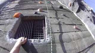 Download Klettern am Flakturm - blau (7) Video