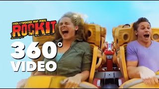 Download Hollywood Rip Ride Rockit | Universal 360° Attractions Video
