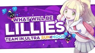 Download What Will LILLIE'S TEAM Be in Pokemon ULTRA SUN & ULTRA MOON?! - USUM Team Prediction Video