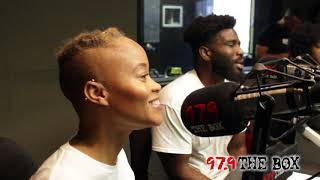 Download Tobe Nwigwe And The Originals Discuss Love, Erykah Badu, Breakthroughs & More! [EXCLUSIVE] Video