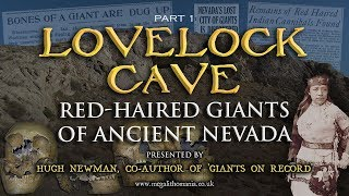 Download Lovelock Cave: Red-Haired Giants of Ancient Nevada - DOCUMENTARY (Part 1) Video