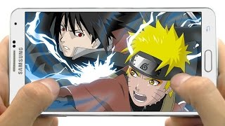 Download Naruto Mejores Juegos para Celulares Android que Debes Descargar Video