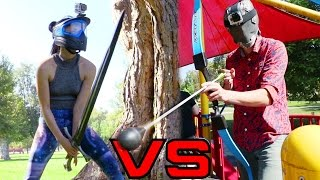 Download Swords VS Bows - Archery Attack Video