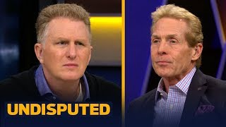 Download Michael Rapaport on OBJ - Patriots trade rumor: 'they're not taking our Ferrari' | NFL | UNDISPUTED Video