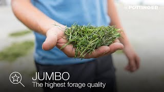 Download PÖTTINGER - JUMBO / JUMBO COMBILINE - The highest forage quality Video