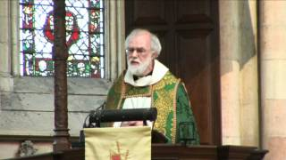 Download Archbishop's sermon at General Synod Eucharist, York Minster, 8th July 2012 Video