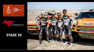 Download MP-SPORTS DAKAR 2019 - Stage 10 Video