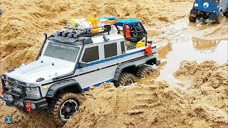 Download RC CRAWLER 6x6 RESCUE and BOAT KIDNAPPING Video