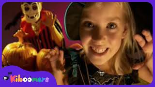 Download Halloween Halloween | Halloween Songs for Kids | Spooky and Scary Song | The Kiboomers Video