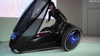 Download Tokyo Motor Show 2013: Toyota Concept Cars - FV2, FCV Concept #DigInfo Video