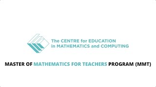 Download Master of Mathematics for Teachers: Tomorrow's STEM Education Leaders Video