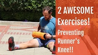Download Preventing Running Injuries | 2 AWESOME Runner's Knee Exercises Video
