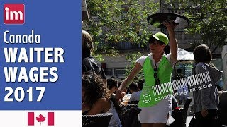 Download Waiter Waitress Salary in Canada | Jobs in Canada Video
