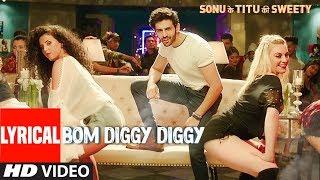 Download Bom Diggy Diggy (Lyrical Video) | Zack Knight | Jasmin Walia | Sonu Ke Titu Ki Sweety Video