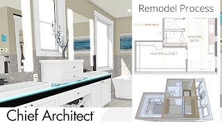 Download Remodel Process Tutorial for Chief Architect Video